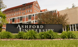 ashford university online social work degree