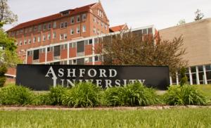 ashford university online social work degree