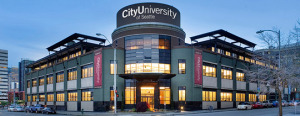 city university seattle online social work degree
