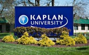 kaplan university online social work degree