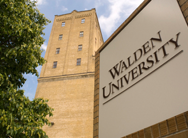 walden university online social work degree program