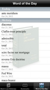 blacks law dictionary for iphone