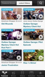 discovery channel for iphone