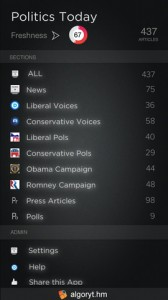 politics today for iphone