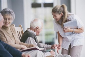 Nursing Home Social Work