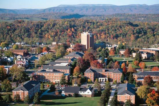 Radford University - MSW