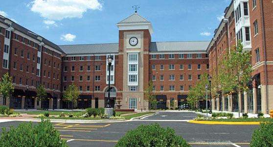 Salisbury University - MSW