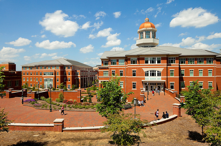 University of North Carolina Charlotte - MSW