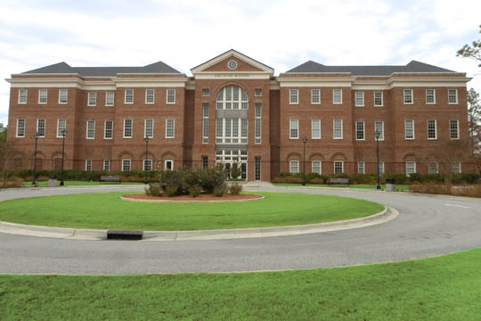 University of North Carolina Wilmington - MSW