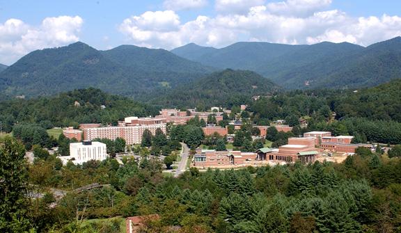 Western Carolina University - MSW
