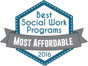 Best Social Work Programs - Most Affordable 2016